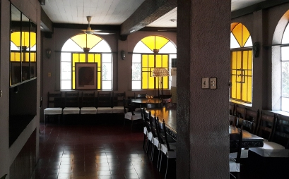 1929 Mira Nila, Dining Hall