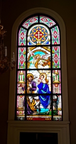1949-50 Immaculate Conception Cathedral, North Transept, Flight to Egypt
