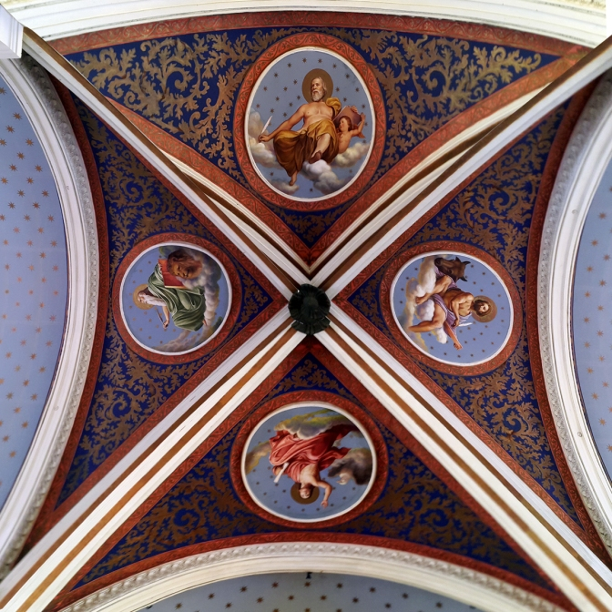 14 2004 Rafael del Casal - Immaculate Conception Cathedral, Dome