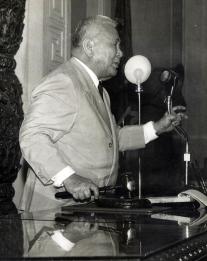 Senator Eulogio Rodríguez, Sr.