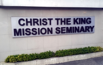 1933 Christ the King Mission Seminary
