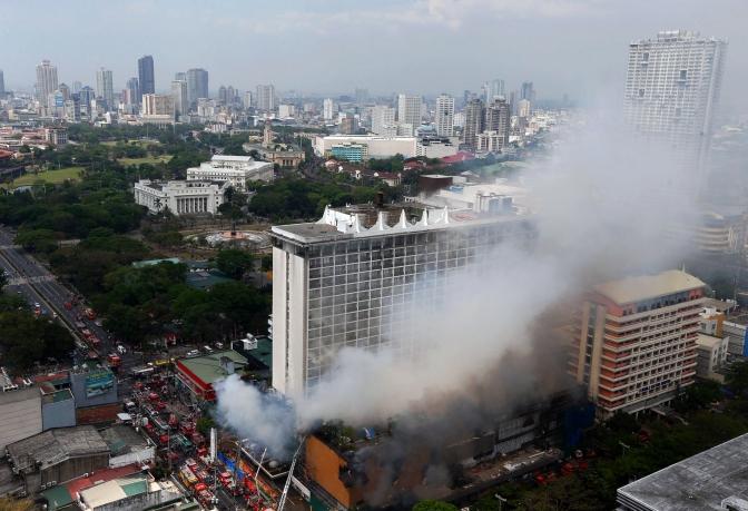03 1968 Carlos D. Arguelles (1917-2008) Manila Hilton (now Manila Pavilion Hotel and Casino), UN Avenue, Manila