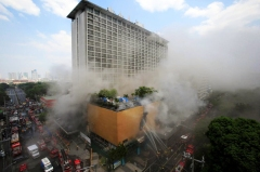 1968 Carlos D. Arguelles (1917-2008) Manila Hilton (now Manila Pavilion Hotel and Casino), UN Avenue, Manila