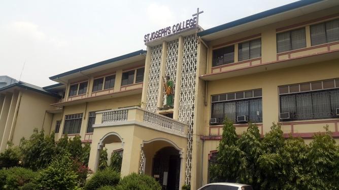 1932 St. Joseph's Academy and Convent