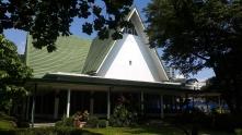 1960s John Van Wie Bergamini - St. Andrew's Chapel Facade