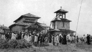1904 Church of St. Mary the Virgin, Sagada, Mountain Province