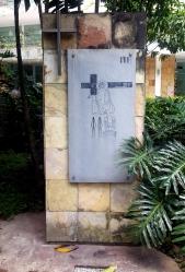 STOTC III: Jesus falls on the path to Golgotha