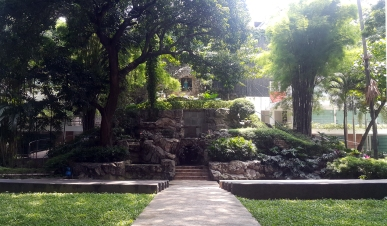 2008 Garden of the Divine Word, Grotto of Our Lady of Annunciation