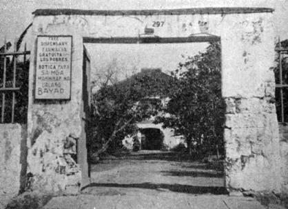 1945 St. Luke's Hospital, Manila