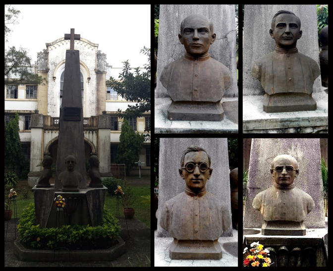 10 2000 Julian C. Sta. Maria - Four Polish SVD Martyrs