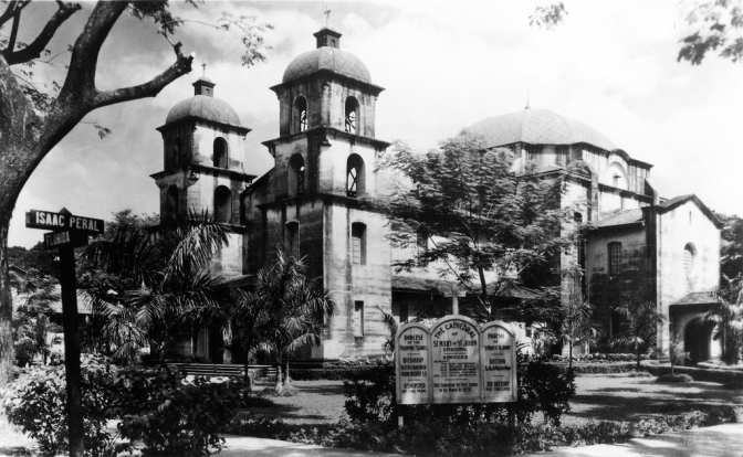 12 1903-1907 Cathedral of St. Mary and St. John Episcopal, Manila
