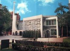 1964 Tapinglin Holy Trinity Church, Fu Jen Catholic University in Hsinchuang
