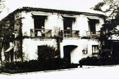 1903 Dispensary of St. Luke the Beloved Physician, Tondo, Manila