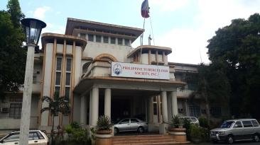 1938 Juan Nakpil - Philippine Tuberculosis Society Inc