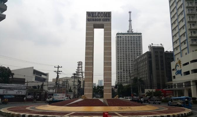 26 1948 Luciano V. Aquino - Welcome Rotonda, 1995 Mabuhay Rotonda