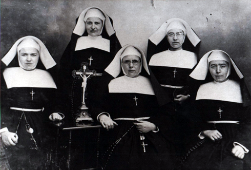 01 1929 First Missionary Dutch Sisters to the Philippines