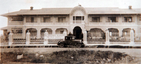 1934 St. Joseph's College Administration Building