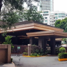 1975-1976 Makati Sports Club, Salcedo Park, Makati c/o Philippine Primer