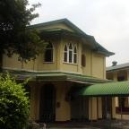 Quezon City, Eulogio Rodríguez, Sr. Avenue: St. Joseph's College Chapel