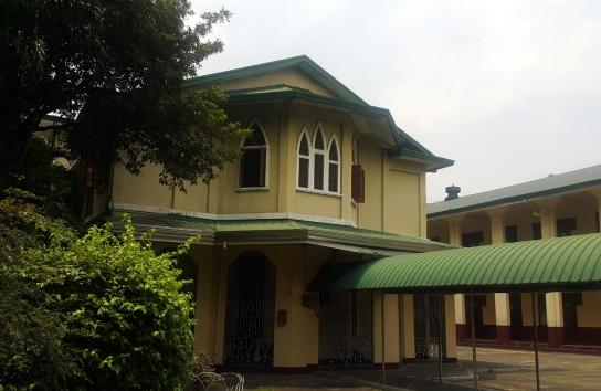1932 St. Joseph's College Chapel
