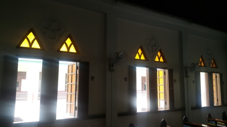 1932 St. Joseph's College Chapel Windows