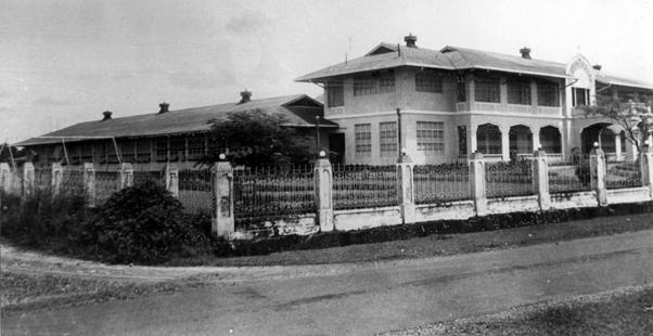 10 1934 St. Joseph's College Administration Building