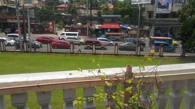 14 E. Rodriguez Avenue from the Saint Joseph's College Administration Building.jpg