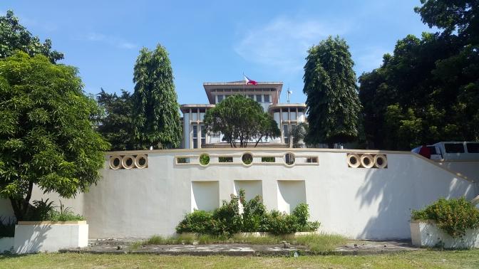 02 1938 Juan Nakpil - Quezon Institute Adminsitration Building