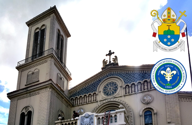 1950 Immaculate Conception Cathedral of Cubao