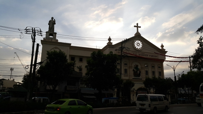 05 1959 Saint Joseph the Worker Parish, Balintawak