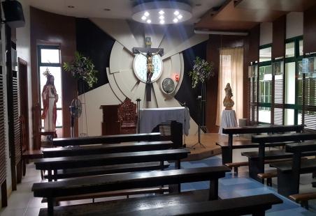 1963 Philippine Orthopedic Center, Chapel