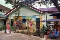 1963 Philippine Orthopedic Center, Prayer Garden