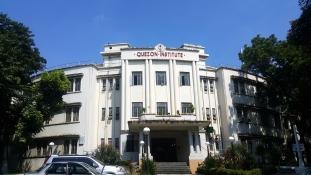 1938 Juan Nakpil - Quezon Institute Adminsitration Building