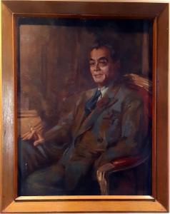 06 1941 Fermin Sanchez - Manuel Quezon