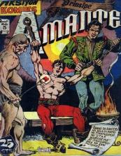 1950 Prinsipe Amante by Clodualdo Del Mundo (1911-1977) illustrated by Alfredo Alcala
