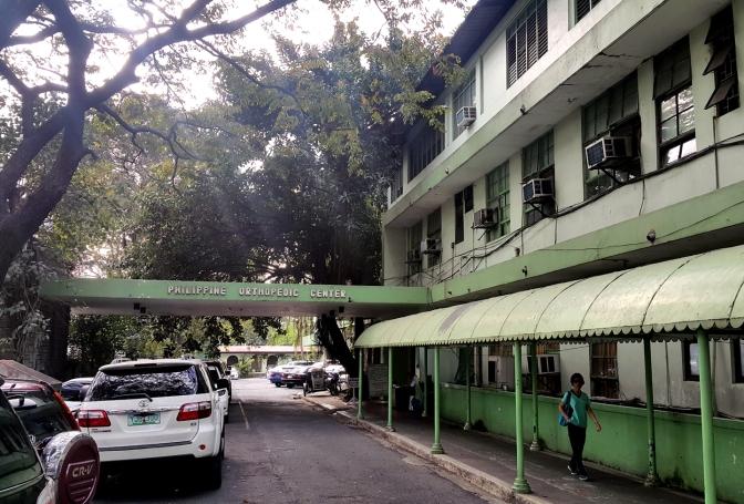 06A 1963 Philippine Orthopedic Center