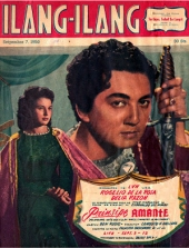 1950 Ilang-Ilang Magazine, Prinsipe Amante