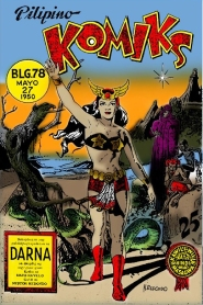 1950 Darna: first issue