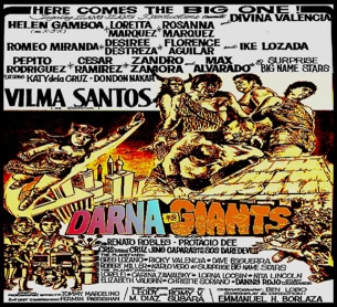 1973 Darna and the Giants