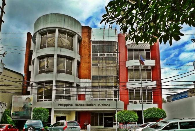 07 1974-1993 Philippine Rehabilitation Institute