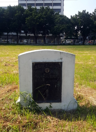1945 WW2 Memorial to Philippine Tuberculosis Society Employees