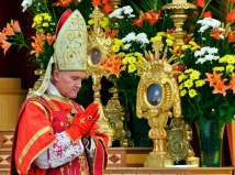 Bishop Bernard Fellay, SSPX (born 1958)