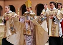 Bishop Bernard Tissier de Mallerais, SSPX (born 1945)