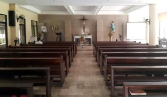 1954 Manresa Retreat House Chapel