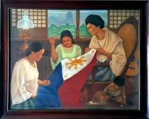 1982 Mario Montenegro - 1898 Marcela Marino de Agoncillo and the Philippine Flag