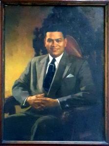 12 1954 Fernando Amorsolo - Ramon Magsaysay