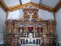 Altar and Retablo