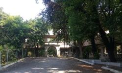 1938 Juan Nakpil - Quezon Institute West Driveway