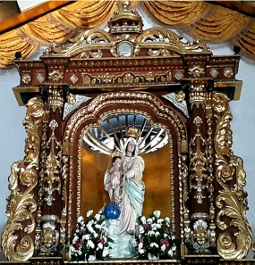 Altar, Our Lady of the Rosary