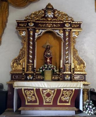 Altar Transept, Sacred Heart of Jesus